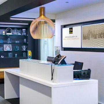 Baird & Warner | Office Branding