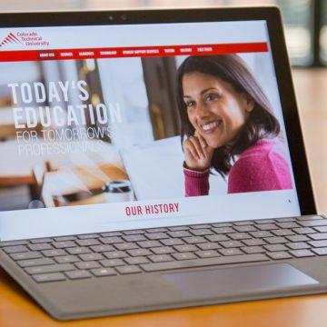 Colorado Technical University | Website Rebrand