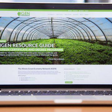 Illinois Green Economy Network | Website