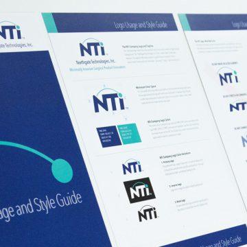 NTI | Brand Architecture