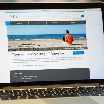 Payment Processing of America | Custom eCommerce