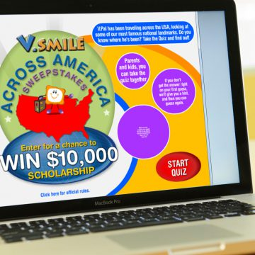 vTech | National Consumer Sweepstakes